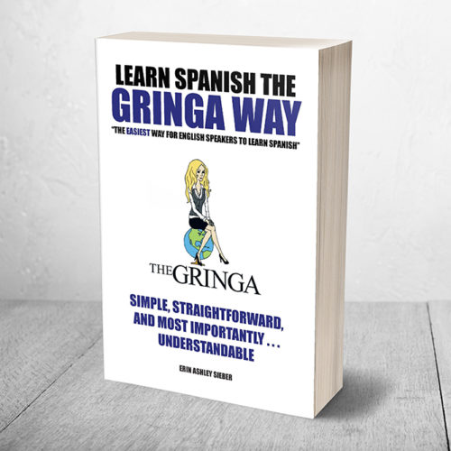 Learn Spanish The Easy Way - Book